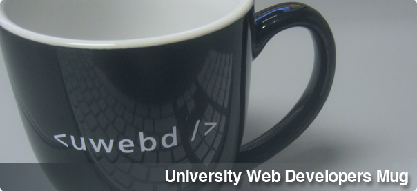University Web Developers Mug